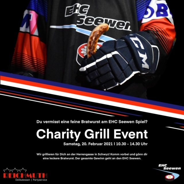 Charity Grill Event